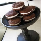 Chocolate Sandwich Cookies II - These EASY to make cookies are absolutely fantastic.  Moist and chewy - can't stop at one, or two,..... ...