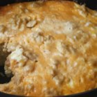 Slow Cooker Breakfast - Wake up to this mixture of eggs, sausage, hash brown potatoes, and Cheddar cheese that cooks while you sleep using your slow cooker.