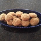 Walnut Cookies II - I invented this recipe last year and my family continues to beg for more. If you like, you can substitute pecans for the walnuts.