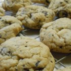 Super Food Chocolate Chip Cookies - Chia seeds, flax seeds, walnuts, and cocoa nibs give these chocolate chip cookies extra nutrients and heartiness.