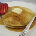 Buckwheat Pancakes - Thanks to Chef John you finally have a buckwheat buttermilk pancakes recipe that will start your morning off with a smile.