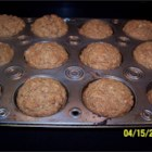 Bran Muffins III - All-purpose and whole wheat flours combine with wheat bran for a nourishing muffin that 's sweetened with molasses.