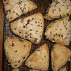 Sourdough Scones - While trying to use up some excess sourdough starter, I developed this recipe. The scones come out really tender and moist and my kids love the cinnamon-y taste from the apple pie spice.