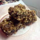 Best Date Squares Ever - Delicious date-filled oatmeal bars use less sugar than other recipes but you would never know it.