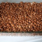 Easy Puffed Wheat Cake - Puffed wheat cereal is mixed with a buttery chocolate mixture and pressed into portable muffin-size cakes perfect for lunch boxes or on-the-go snacks.