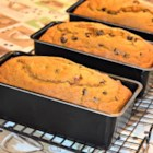 Chocolate Chip and Pumpkin Bread - Chocolate pumpkin bread with a generous amount of chocolate chips is a holiday-favorite or treat any time of the year.