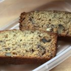 Chef John's Banana Bread - Banana bread is one of those things people rarely make on purpose, only when those last three bananas are almost black. This scrumptious banana walnut loaf, spiked with dark chocolate chips, is so good you'll want to make it well before the bananas get to that condition.
