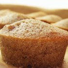 Mini Gluten-Free Banana Coffee Cakes - These moist and flavorful banana-flavored dessert muffins are made gluten-free with a gluten-free baking mix.