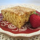 Hungarian Coffee Cake - Hungarian coffee cake topped with a crumbly topping will become a breakfast-favorite. Serve with a cup of coffee.