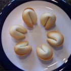 Fortune Cookies So Easy - Taste and look just like the ones you get at a Chinese restaurant!  I was very pleased with my first attempt baking these!  Adding your own personalized message allows you to create great favors for any occasion! Alternatively, I have rolled these into tube-like cigar shapes and filled them with icing for other occasions which have been a crowd pleaser!