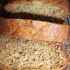 Browned Butter Banana Bread - Brown butter adds depth to the flavor of this banana bread and it smells extra amazing while baking.