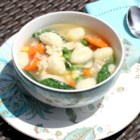 Easy Chicken and Gnocchi Soup - This quick recipe for chicken and gnocchi soup is perfect for those chilly fall and winter nights, and is easy enough to make on a weeknight.
