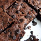 Coconut Flour Chocolate Brownies - Make delicious, rich gluten-free, dairy-free brownies easily with this simple recipe using coconut flour.