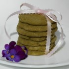 Green Tea Shortbread Cookies - Green tea shortbread cookies have the subtle flavor of green tea with each bite thanks to green tea powder added to the traditional shortbread cookie dough.