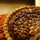Chocolate Bourbon Pecan Pie - Kentucky bourbon gives a kick to this Southern classic.