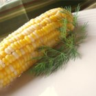 Garlic Corn on the Cob - Delicious and fresh summer treat. A favorite for everyone.