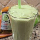 Morning Matcha Smoothie - Start the day strong with this nutrient-rich smoothie. Matcha green tea powder, avocado, protein powder, and milk pack a powerhouse punch.