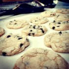 Cake Mix Cookies - Cake mix cookies with chocolate chips are a quick and easy treat to make using 4 simple ingredients.