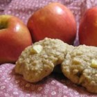 Apple Oatmeal Cookies I - A delicious fruity variation on oatmeal cookies.