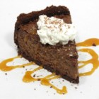 Chocolate Caramel Cheesecake - This is an extremely rich chocolate cheesecake with a distinct caramel flavor (not a layer of caramel).  Eat more than a sliver only at your own risk.