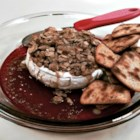 Rye Whiskey Brie - This mix of baked brie topped with brown sugar, pecans, and rye whiskey is too good for words.