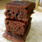 Applesauce Brownies I - Really delicious and moist brownies.