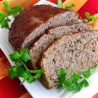 Lighter Meatloaf - This meatloaf recipe uses ground turkey with ground sirloin for a lighter version of an American tradition.
