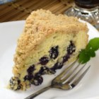 Best Blueberry Buckle - Moist and tender, this cake has a great blueberry flavor with a hint of cinnamon.