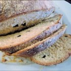 Mediterranean Black Olive Bread - Any olive will work in this bread, so try Kalamata today, and Nicoise next week.