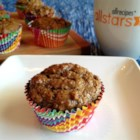 Yummy Bran Muffins - Just because they're healthy, doesn't mean they can't taste delicious! A hint of chocolate and spice really makes these bran muffins great!