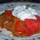 Kifta - Kind of like the Arab version of meatloaf... This is one of the most common Arabic recipes, that no Arab home is unfamiliar with! Goes great with garden salad. Enjoy!!