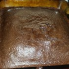 My Mom's Chocolate Cake - A simple, old-fashioned chocolate cake. Great with a chocolate glaze.
