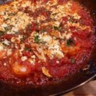 Shrimps Saganaki (Greek Recipe) - This is a starters Greek recipe that is also eaten as an ouzo 'meze' (snack). It is a delicious dish that I'd only tried in restaurants but when I tried to make it at home I found out I made it as good and delicious. With a small alteration of adding pasta you can turn this dish into a delicious seafood pasta dish.