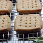 Chef John's Rosemary Shortbread Cookies - Chef John's rosemary shortbread cookies turn out tender and crumbly with a subtle hint of rosemary.