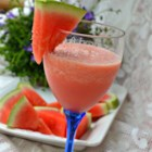 Watermelon Fwang - This refreshing watermelon treat is good any time of the day; it's sweet, nutritious, and has a spark that will make you just love it!