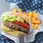 Best Burgers Yet - Ground beef, ground pork, and the secret ingredient of lard come together in this recipe for the best burgers yet.