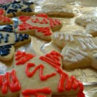 Betty Brown's Butter Cookies - This butter cookie recipe has been passed down through several generations producing a crowd-pleasing treat for any time of the year.