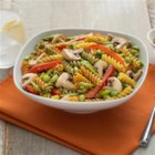 Catelli Bistro(R) Asian Sesame Pasta Salad - This exotic pasta salad with edamame and prepared sesame dressing features authentic Asian flavours. It pairs well with grilled pork, steak or seafood.