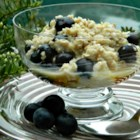 Blueberry Maple Syrup Oatmeal - Blueberry oatmeal with maple syrup is a quick and easy breakfast for busy weekday mornings.
