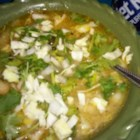 Slow Cooker Pozole - This is the easiest recipe I've found for making Pozole. Your kitchen never smelled so good! Excellent on cool or cold day. We garnish it with cilantro and sliced radishes and serve with a side of Mexican rice and tortillas.