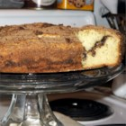 Jewish Coffee Cake - A moist sour cream coffee cake. This is a great recipe from an old friend.