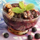 Classic American Blueberry Crisp - This is an easy blueberry crisp recipe using tapioca, orange juice, and cinnamon for a quick summertime favorite.