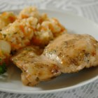 Photo of: Baked Honey Mustard Chicken - Recipe of the Day