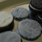 Inside Out Oreos(R) - This one ingredient recipe turns Oreos(R) inside out for a unique snack.