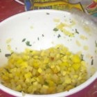 Spicy Mango Salsa - This is the best mango salsa I have ever tasted!  It's a refreshing, cool and spicy salsa that adds excitement to fish, poultry, pork or tortilla chips!  You'll love it!  If you're feeling adventurous, use fresh cilantro instead of basil--wonderful!
