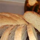 Mama D's Italian Bread - Just flour, yeast, sugar, salt and water in the right proportions make this basic bread a winner.  The recipe makes three loaves, so you can freeze what you cannot use or give them away to your friends.