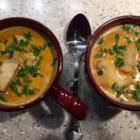 Curry Fish Stew - A creamy curry sauce is a wonderfully fragrant and flavorful complement to unpretentious cod.