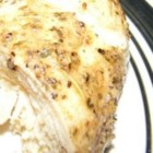 Cinnamon Chicken -  An uncommon combination of cinnamon with garlic and Italian herbs season this simple chicken dish.