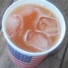 Peach Tea - This is a very light tea with fresh peaches, great for a summer day.