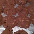 Applesauce Oatmeal Cookies - This quick and easy cookie recipe delivers oatmeal cookies made with applesauce.